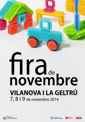 Fundación Mitri asistirá a la Fira de Novembre